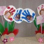 un bouquet pour mamie